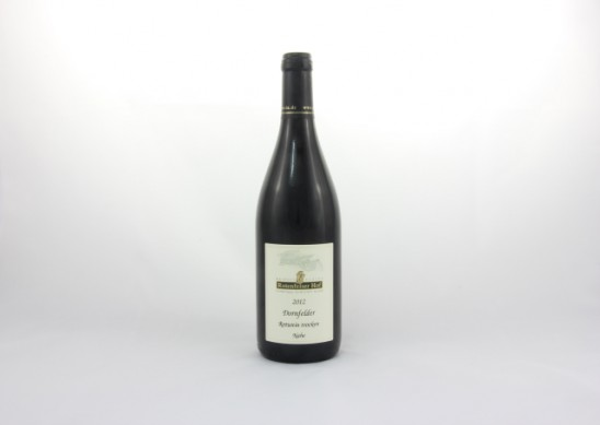 Dornfelder trocken, Qualitätswein b. A. Weingut Pleitz, Rotenfelser Hof, Traisen